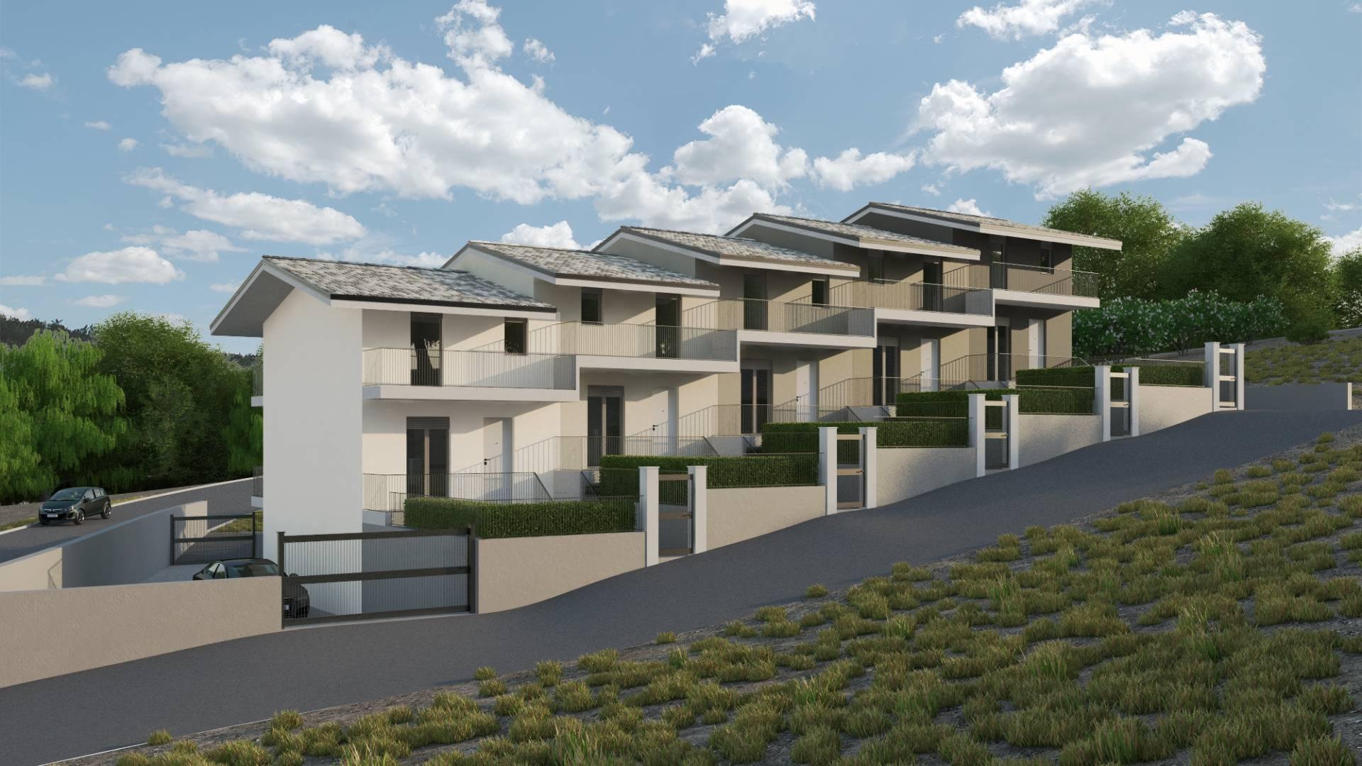 Villa a Schiera in vendita a Bucchianico, 5 locali, prezzo € 135.000 | CambioCasa.it
