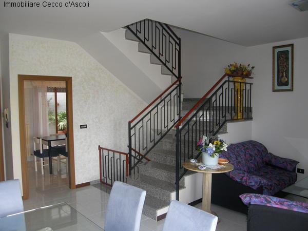 Villetta a schiera in vendita a Lisciano, Ascoli Piceno (AP)