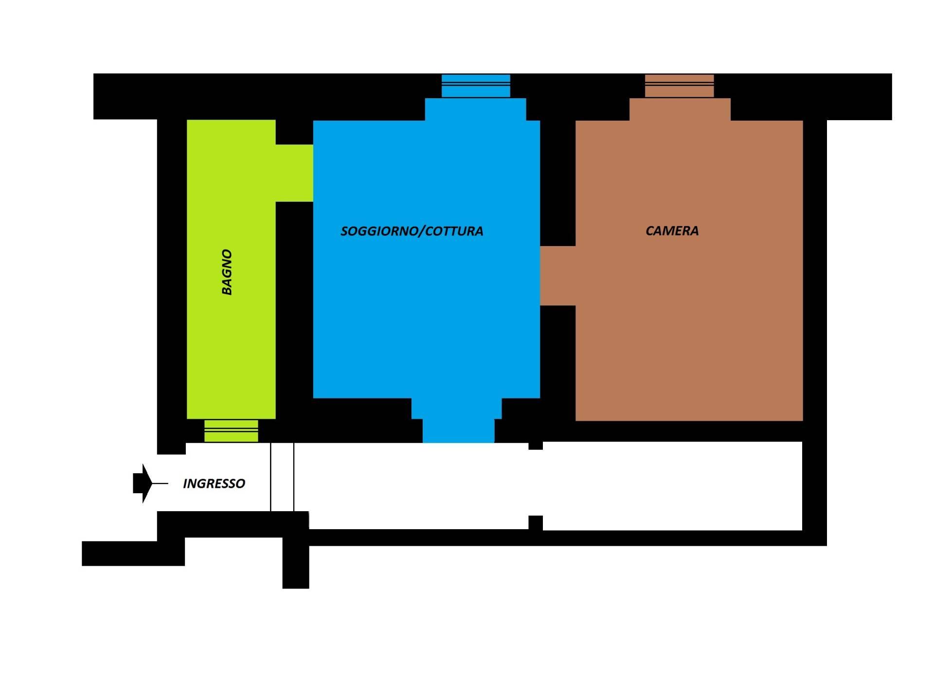 Appartamento in vendita centro storico Ascoli Piceno