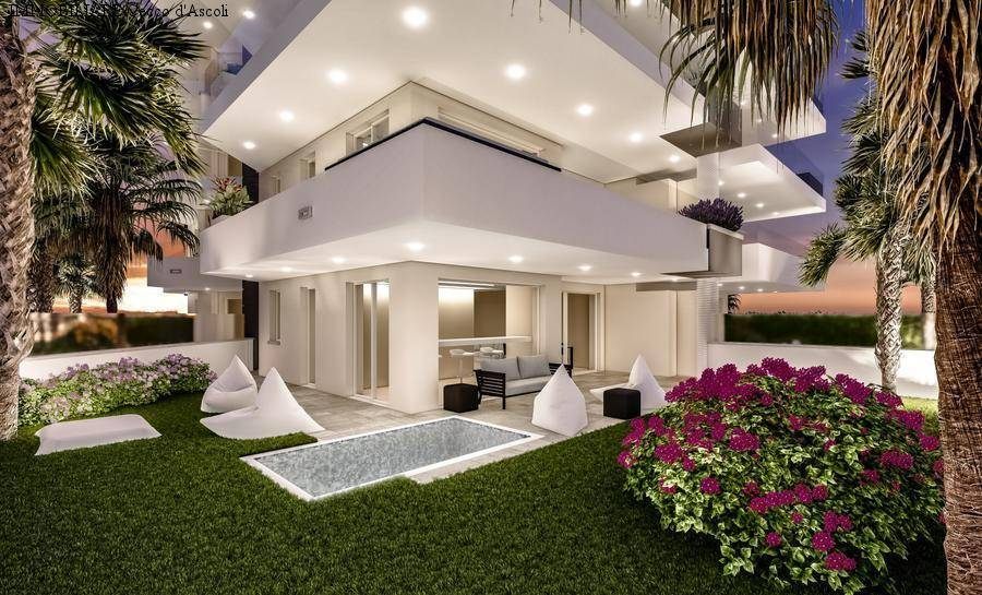 Appartamento in vendita a Porto D'ascoli, San Benedetto Del Tronto (AP)