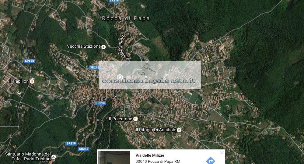 Bilocale Rocca di Papa Via Delle Milizie 7