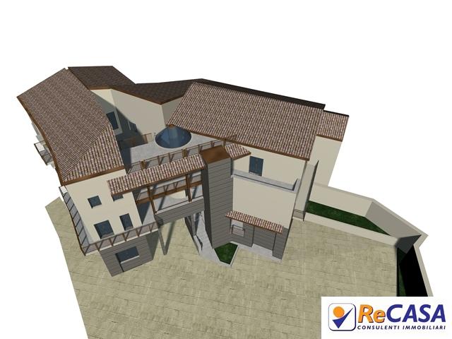Bilocale Montecorvino Rovella  1