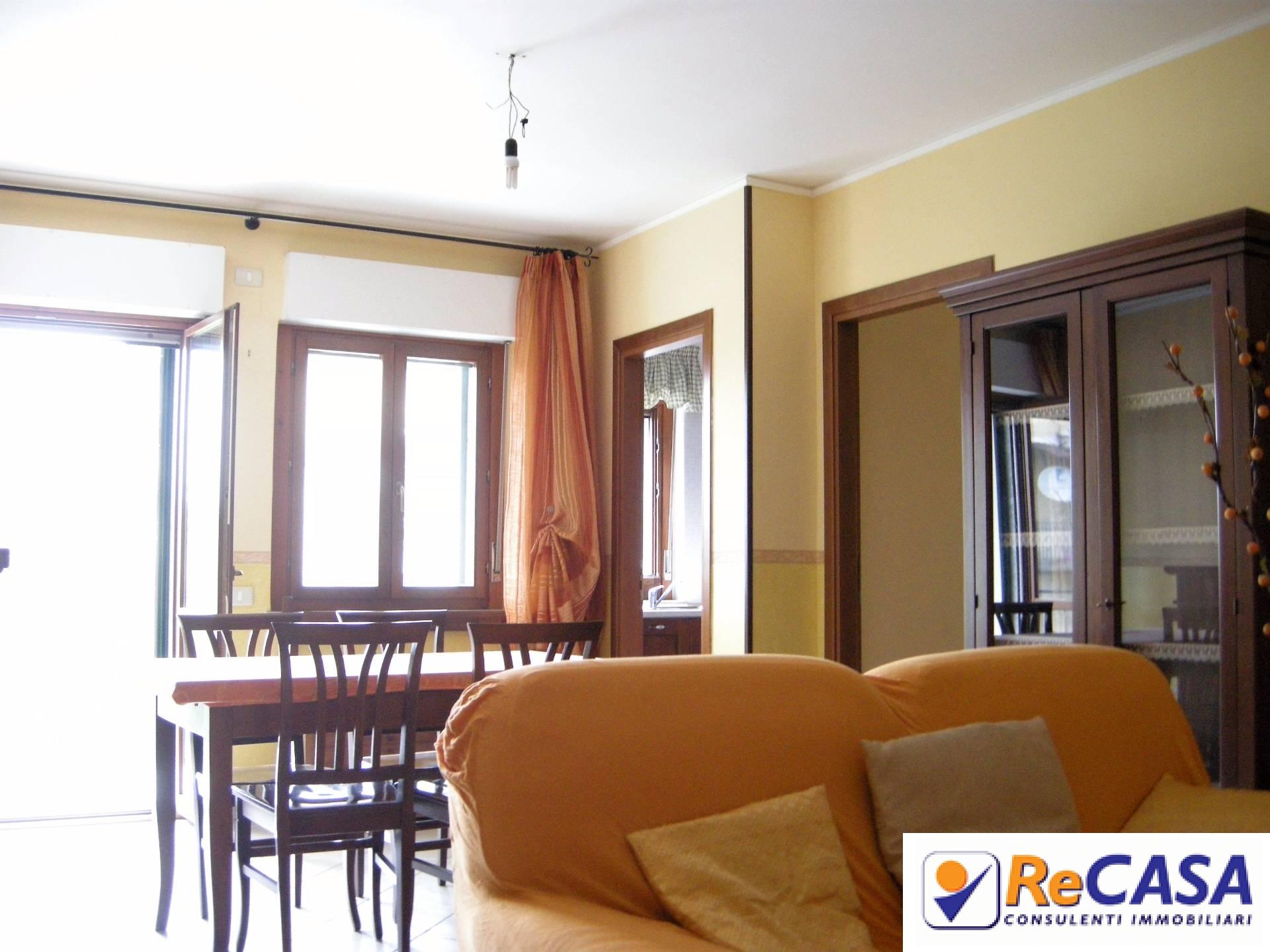Appartamento in vendita a Montecorvino Pugliano, 3 locali, zona Località: SanVito, prezzo € 105.000 | Cambio Casa.it