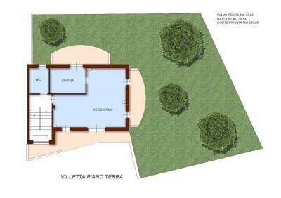 Villetta a schiera in Vendita a Monteprandone