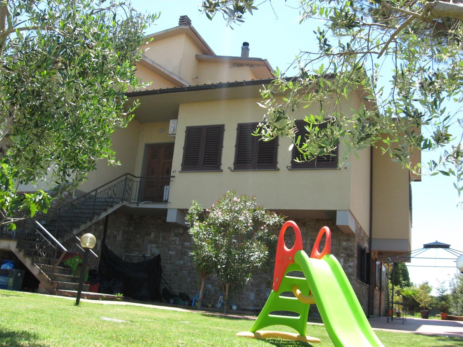 Villa in vendita a Montespertoli, 5 locali, prezzo € 395.000 | Cambio Casa.it