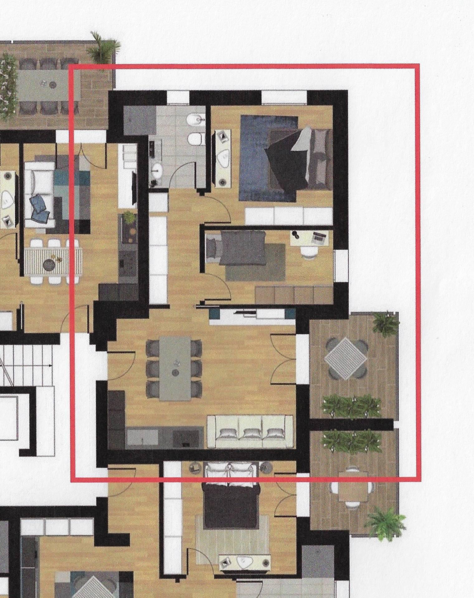 Appartamento in vendita a Silea, 3 locali, prezzo € 169.000   PortaleAgenzieImmobiliari.it