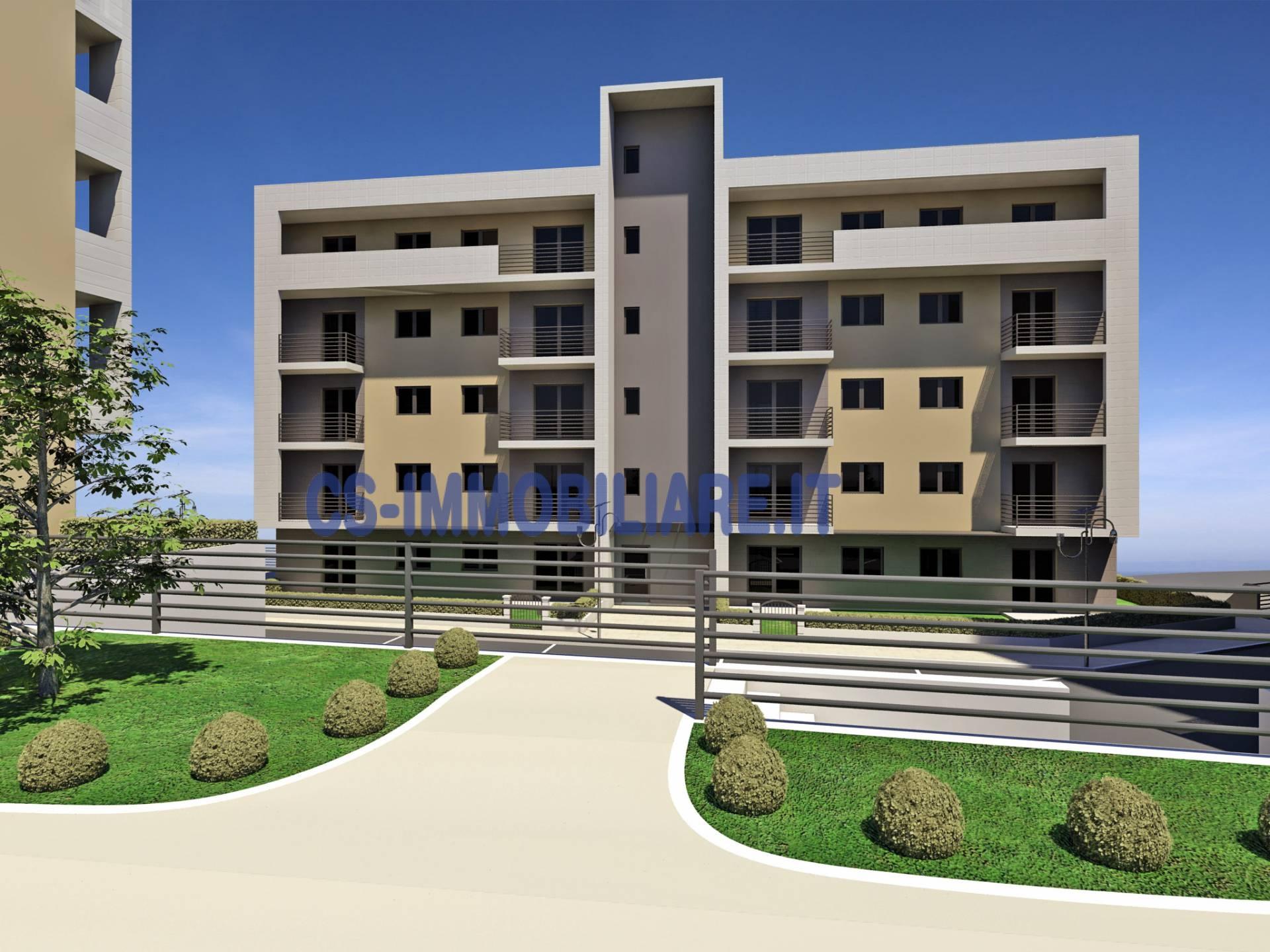 Appartamento in vendita a Potenza, 5 locali, zona Località: Malvaccaro, prezzo € 212.000 | Cambio Casa.it