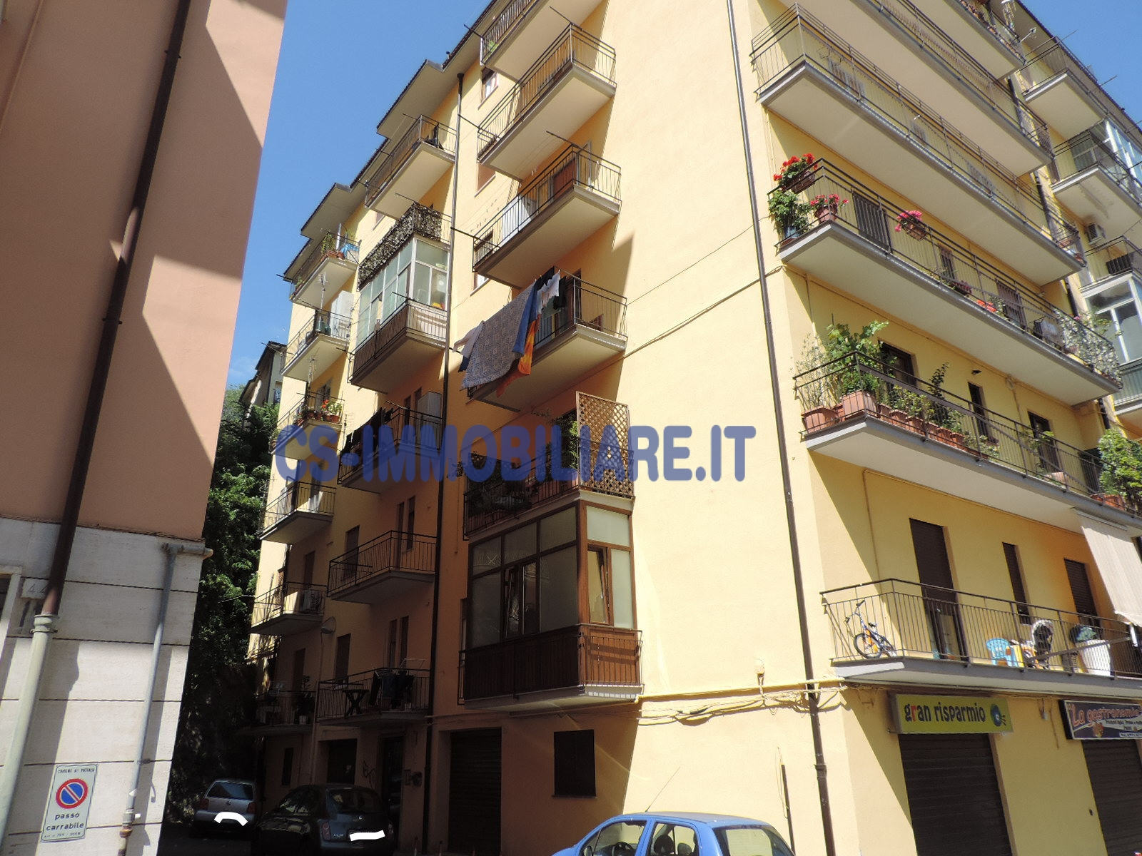Appartamento in affitto a Potenza, 2 locali, zona Località: VialeDante, prezzo € 330 | CambioCasa.it