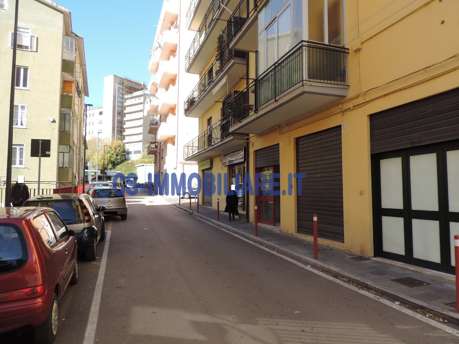 Negozio / Locale in affitto a Potenza, 9999 locali, zona Zona: Semicentro, prezzo € 500 | CambioCasa.it