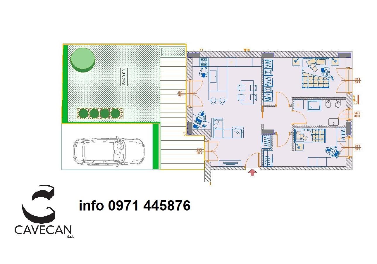 Appartamento, 80 Mq, Vendita - Potenza (Potenza)