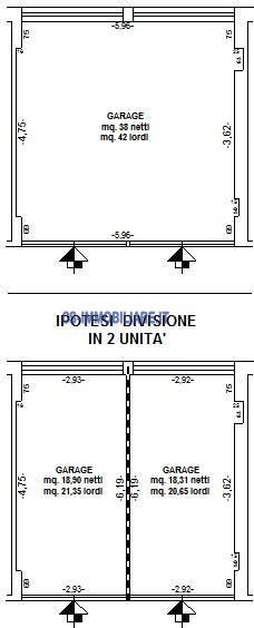 Box auto - Posto auto POTENZA vendita  Poggio Tre Galli  CS IMMOBILIARE