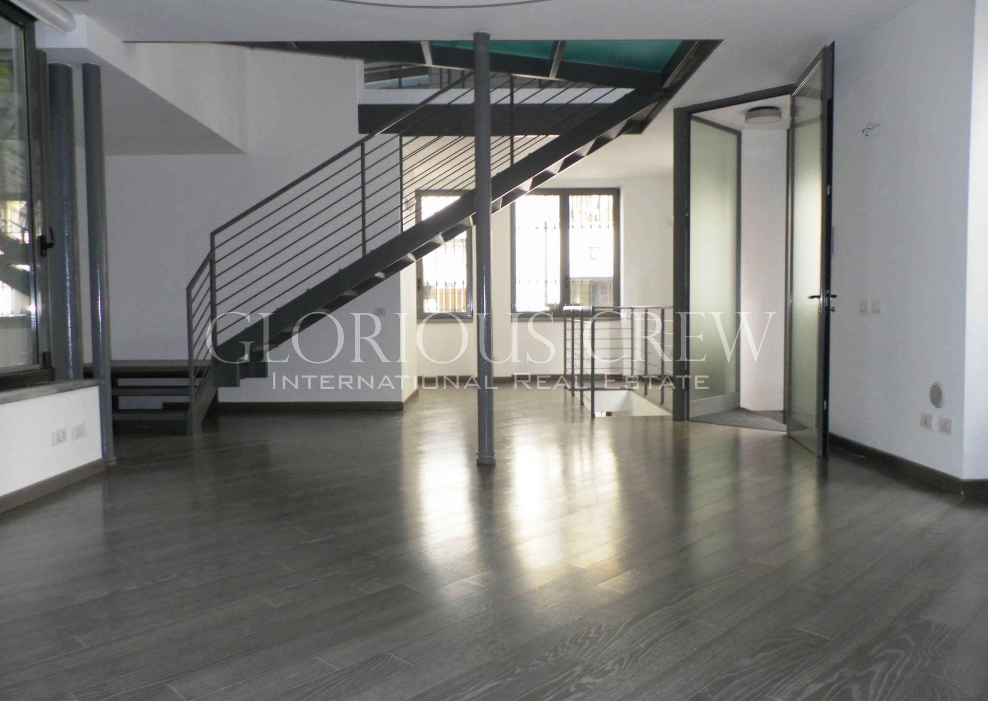 Loft in affitto a Milano in Via Morigi