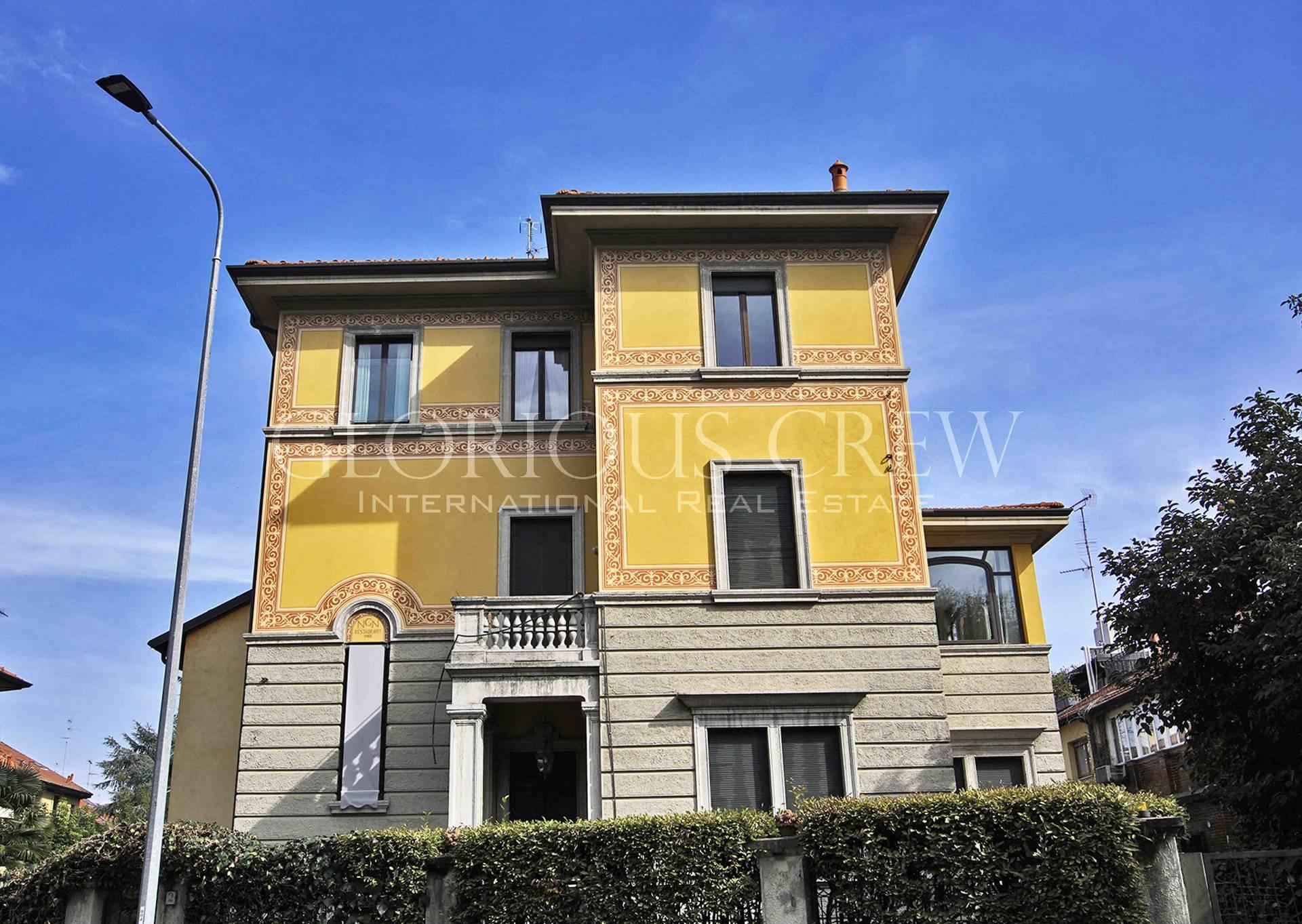 Milano | Villa in Vendita in Via Paris Bordone | lacasadimilano.it