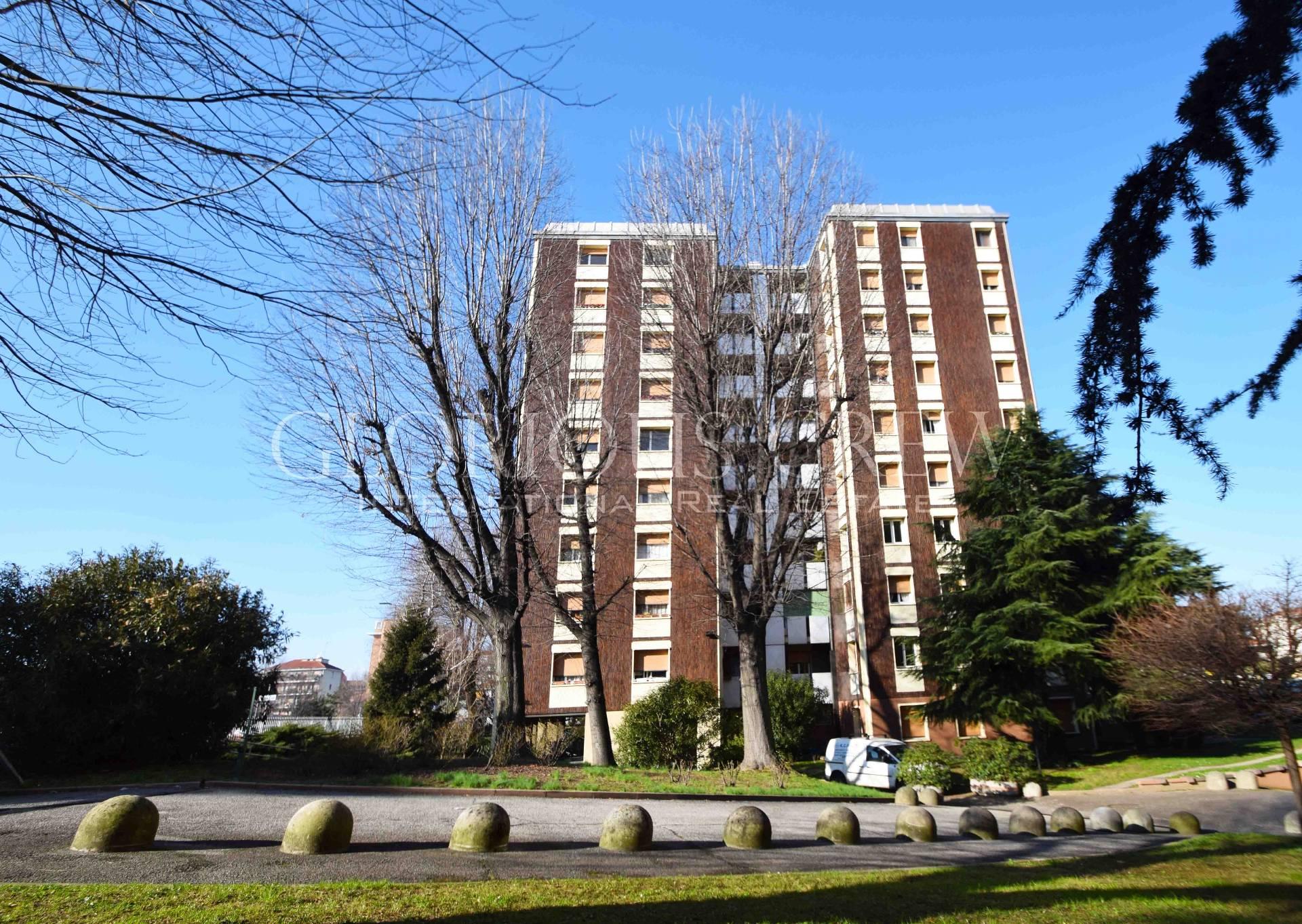 Milano   Appartamento in Affitto in Via Leone Tolstoi   lacasadimilano.it
