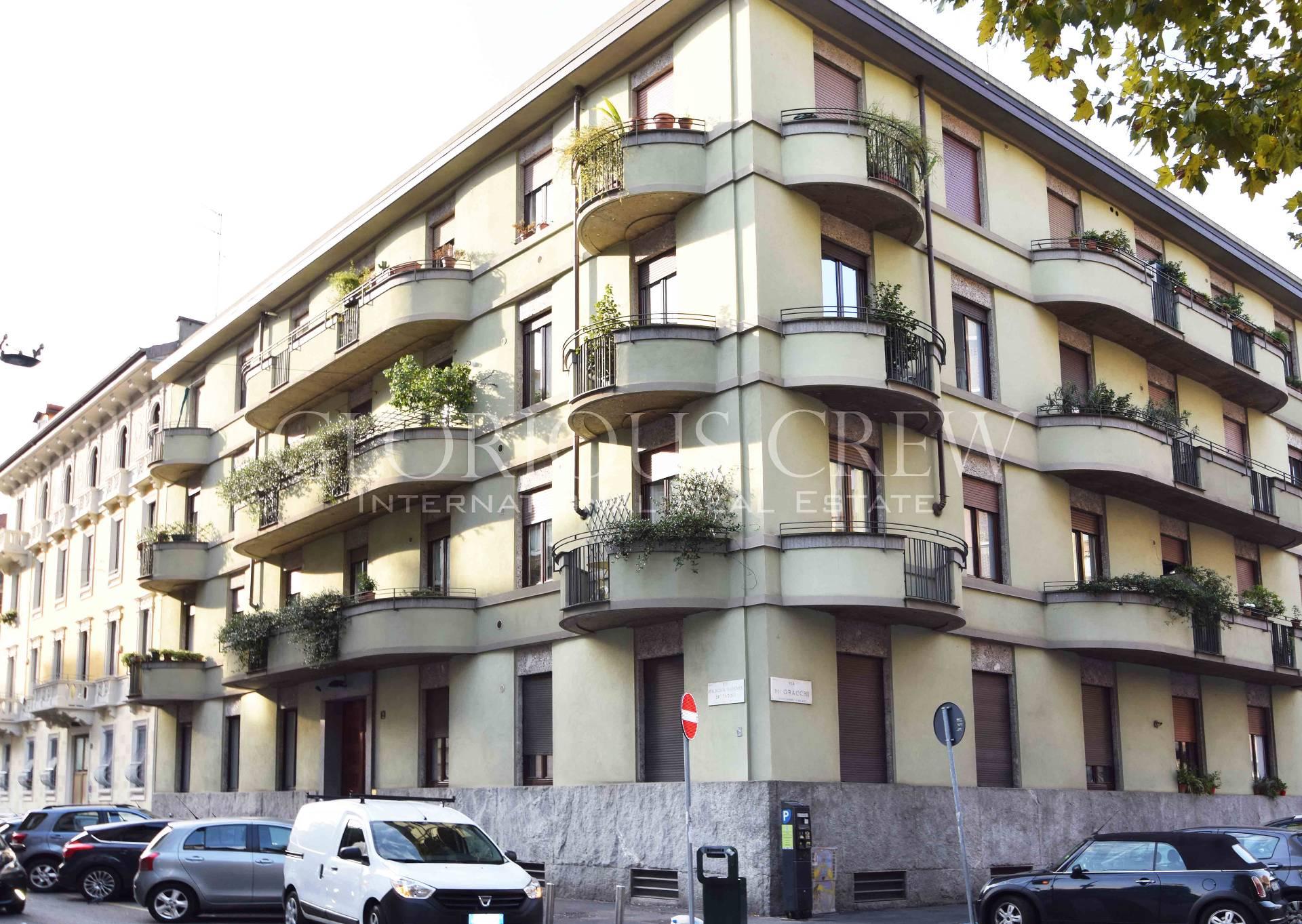Milano | Appartamento in Affitto in Via Malachia Marchesi De Taddei | lacasadimilano.it