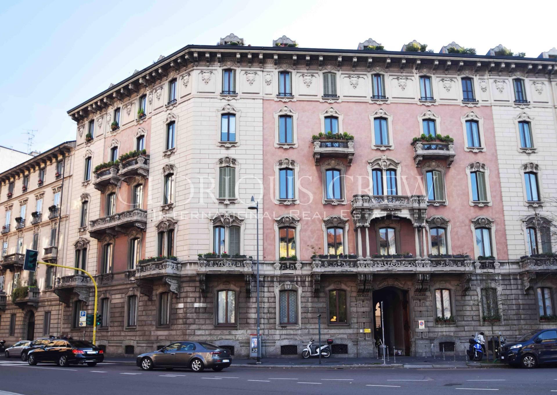 Milano | Appartamento in Affitto in Piazza Giovine Italia | lacasadimilano.it