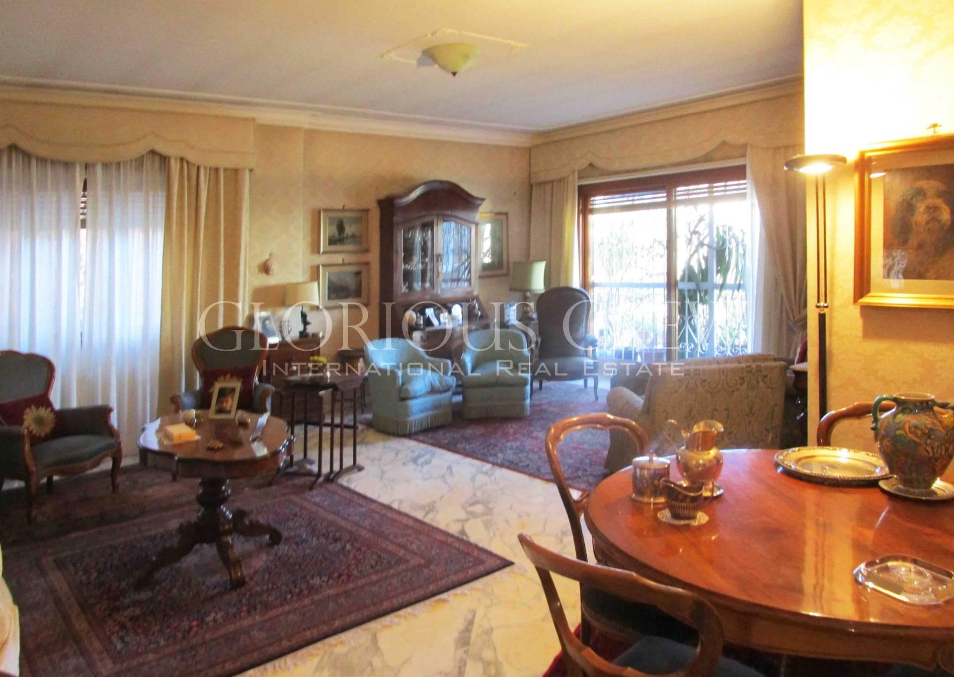 vendita appartamento roma talenti  590000 euro  4 locali  160 mq