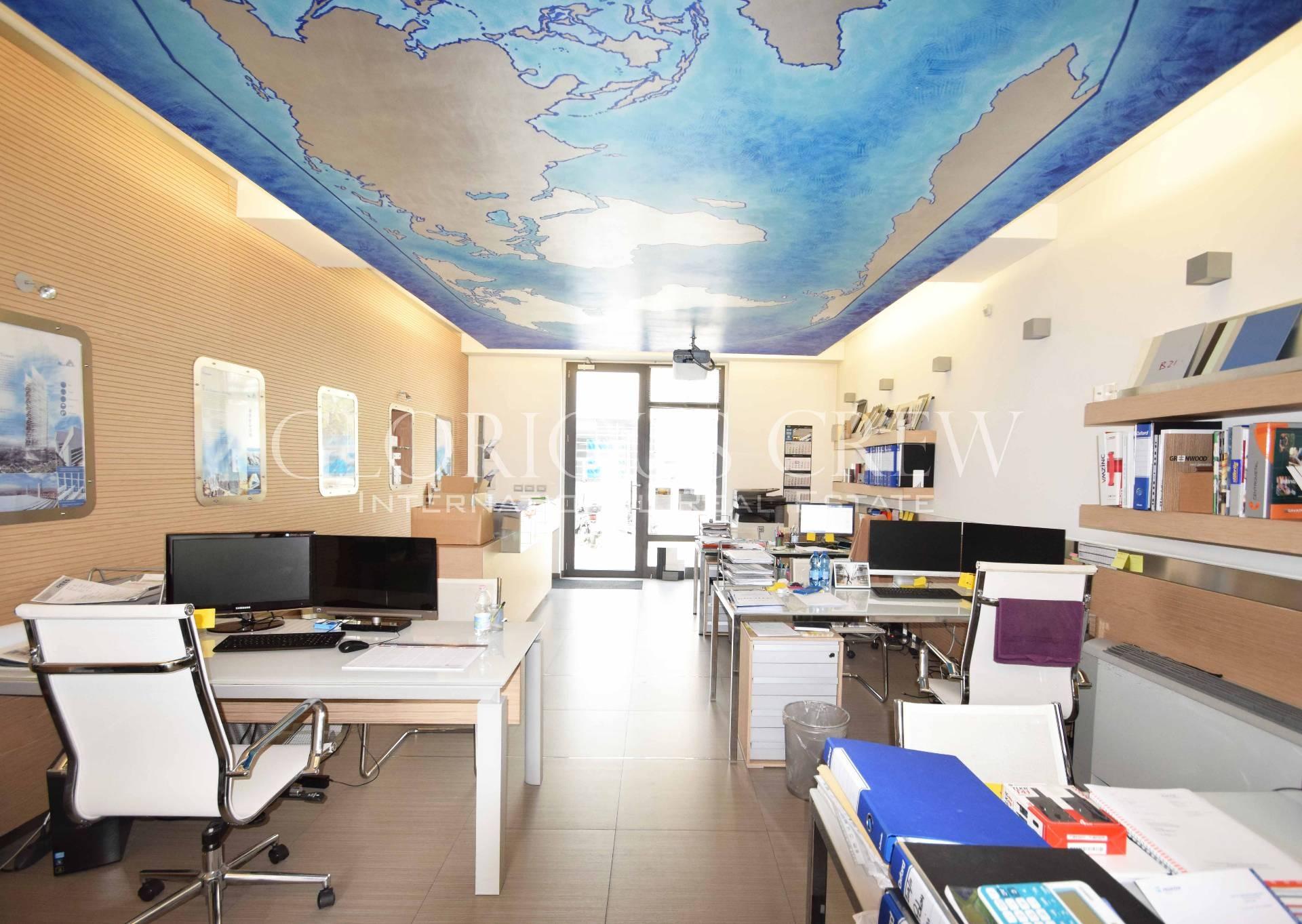 vendita ufficio milano p.ta genova  290000 euro  90 mq