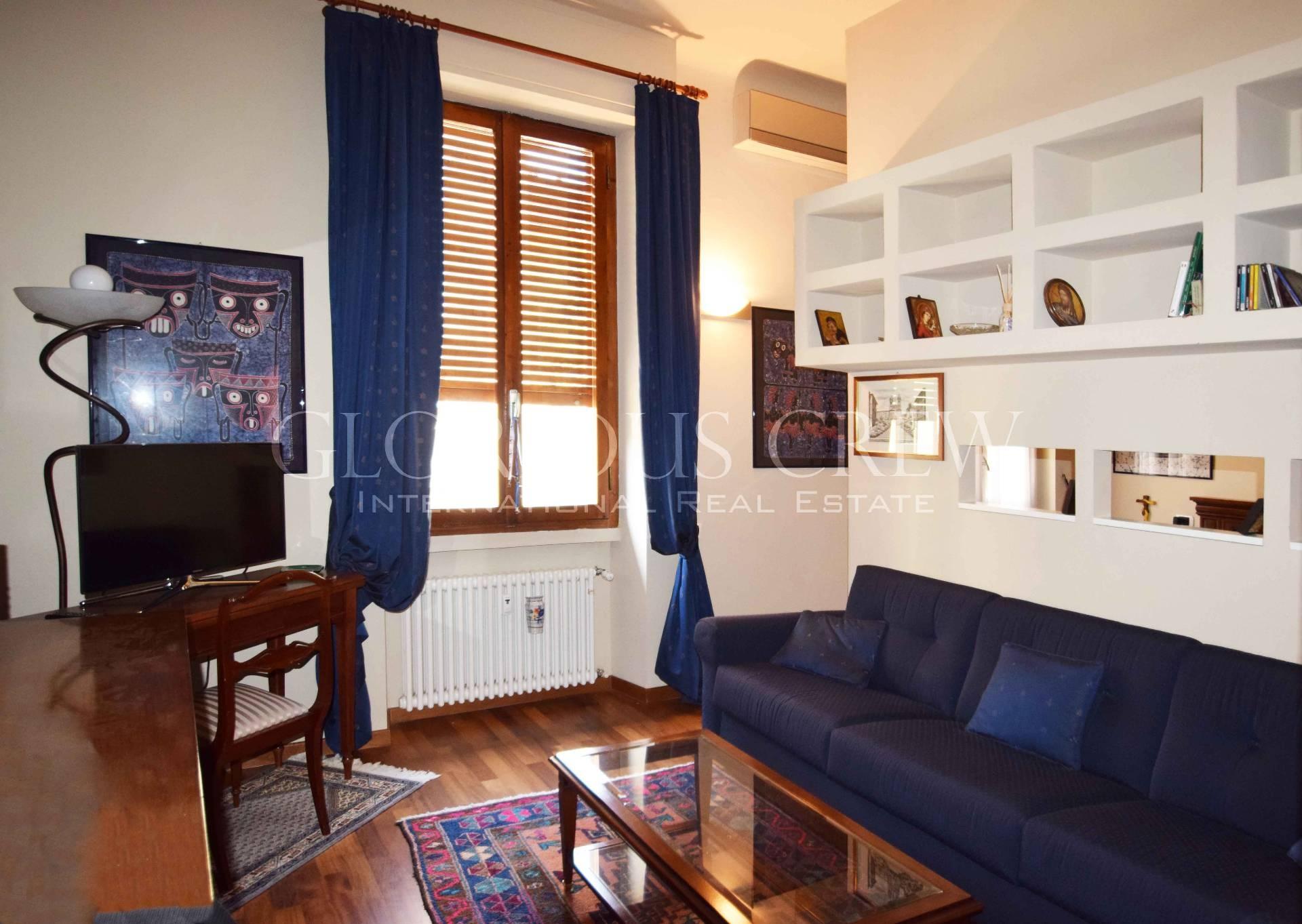 vendita appartamento milano firenze  185000 euro  2 locali  50 mq