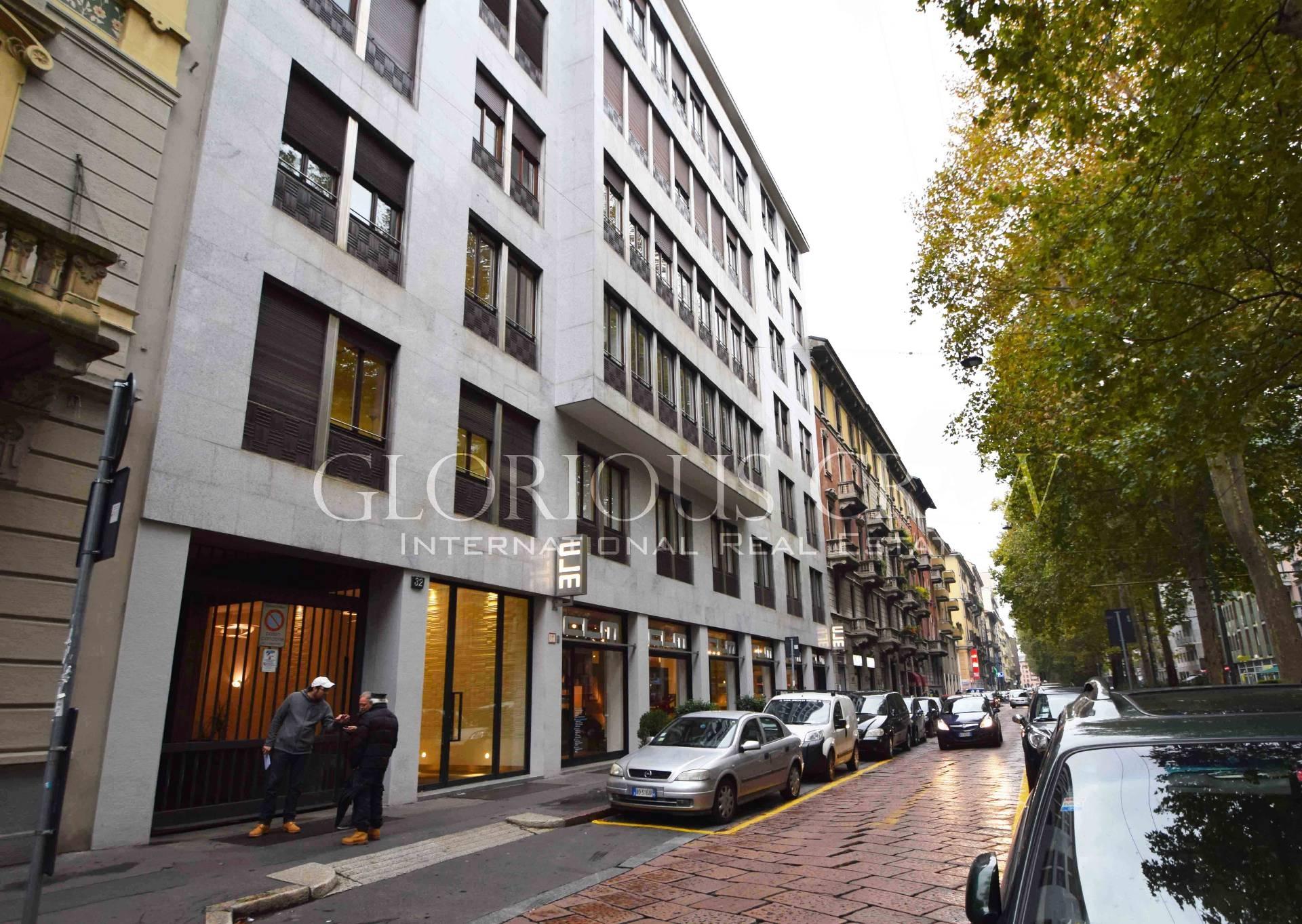 affitto appartamento milano porta romana  1670 euro  3 locali  98 mq