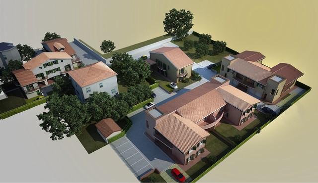 Appartamento in vendita a Calcinaia, 3 locali, zona Zona: Fornacette, prezzo € 169.000   Cambio Casa.it