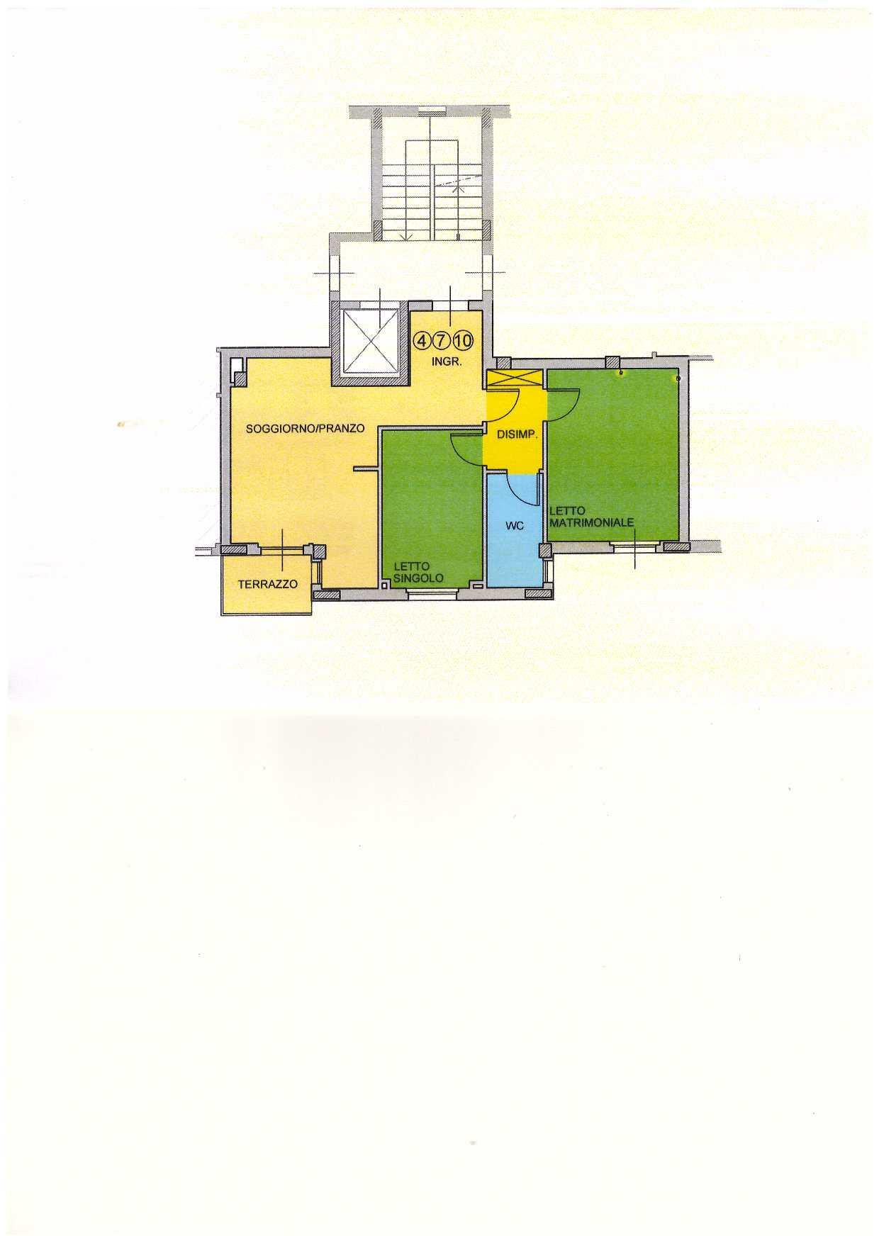 Appartamento in vendita, rif. AC2165-C/2.7.10