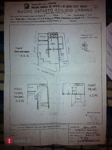 Villa in affitto a Pisa, 5 locali, zona Località: Barbaricina/S.Rossore, prezzo € 1.800 | Cambio Casa.it
