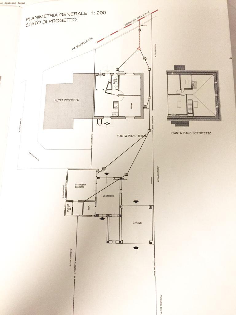 Casa singola in vendita - San Giuliano Terme
