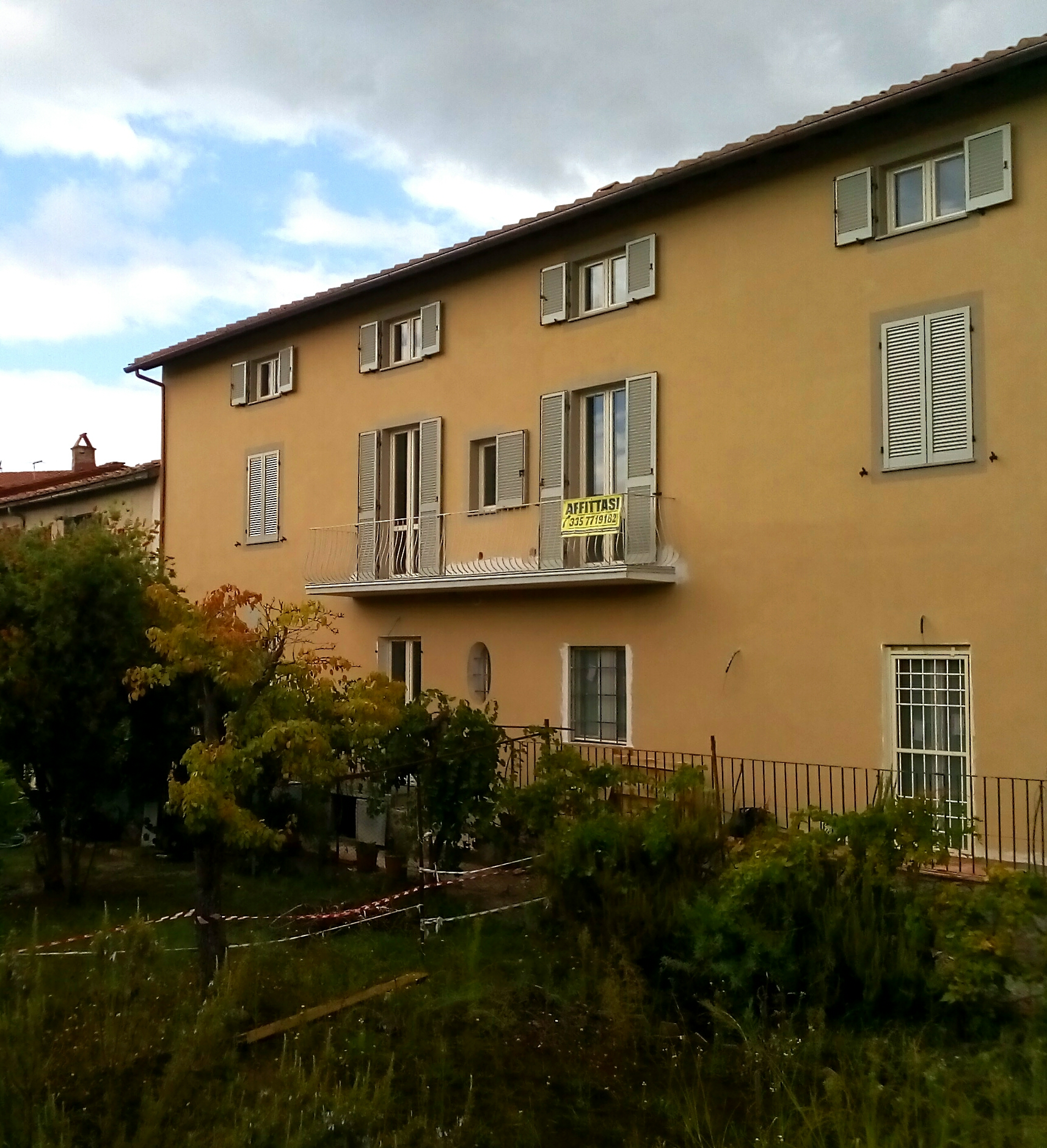 Porzione di casa in affitto a Lungarni, Pisa