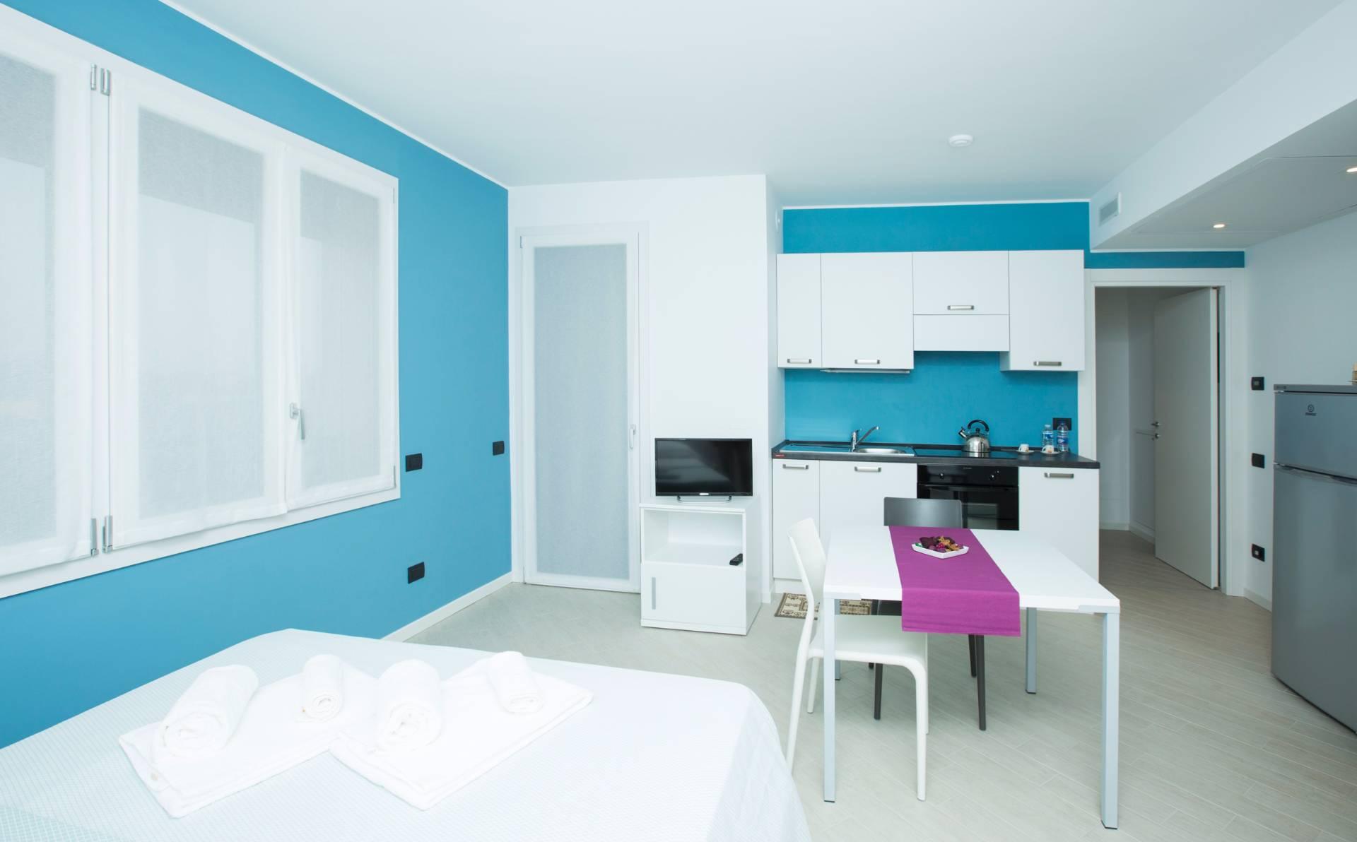 Appartamento in affitto a Pero, 1 locali, zona Zona: Cerchiate, prezzo € 490   Cambio Casa.it