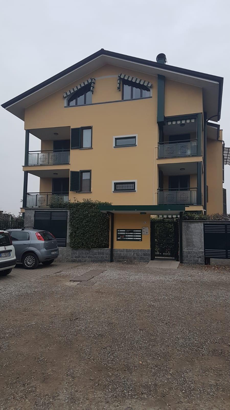 Appartamento in vendita Via Portirola Uboldo