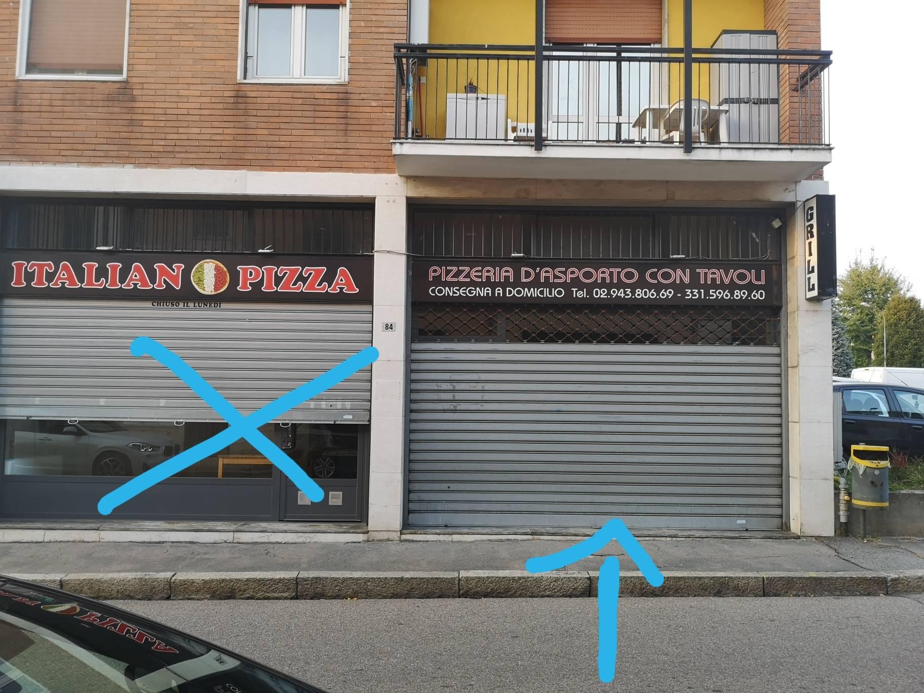 Negozio / Locale in affitto a Inveruno, 9999 locali, prezzo € 450 | PortaleAgenzieImmobiliari.it