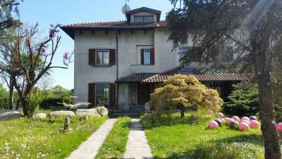 Porzione di villa bifamiliare in Affitto a Vanzago