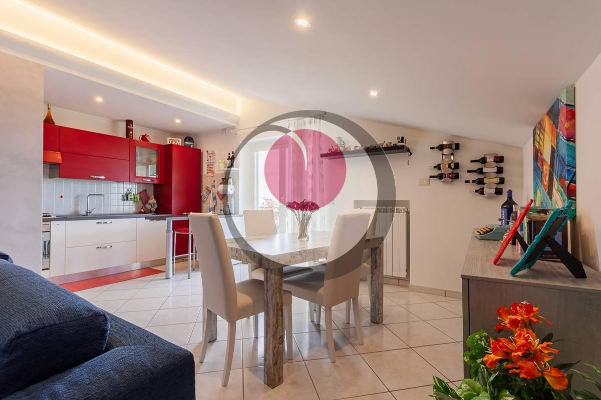 Attico / Mansarda in vendita a Treglio, 6 locali, prezzo € 107.000 | PortaleAgenzieImmobiliari.it