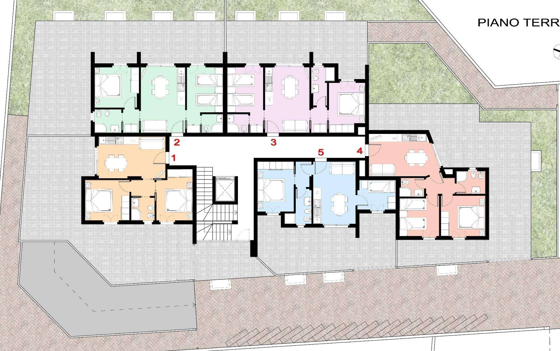 Appartamento in vendita a Tortoreto, 4 locali, zona Località: TortoretoLido, prezzo € 180.000 | PortaleAgenzieImmobiliari.it
