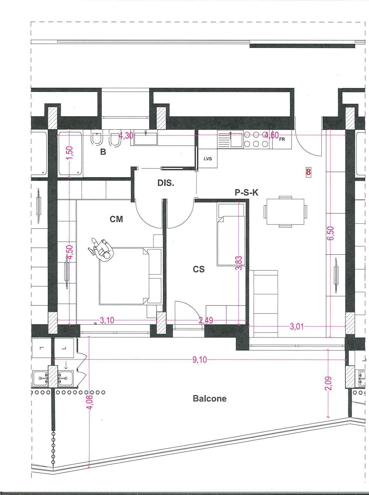 Appartamento in vendita a Giulianova, 3 locali, zona Località: a20metridalmare, prezzo € 216.000 | PortaleAgenzieImmobiliari.it