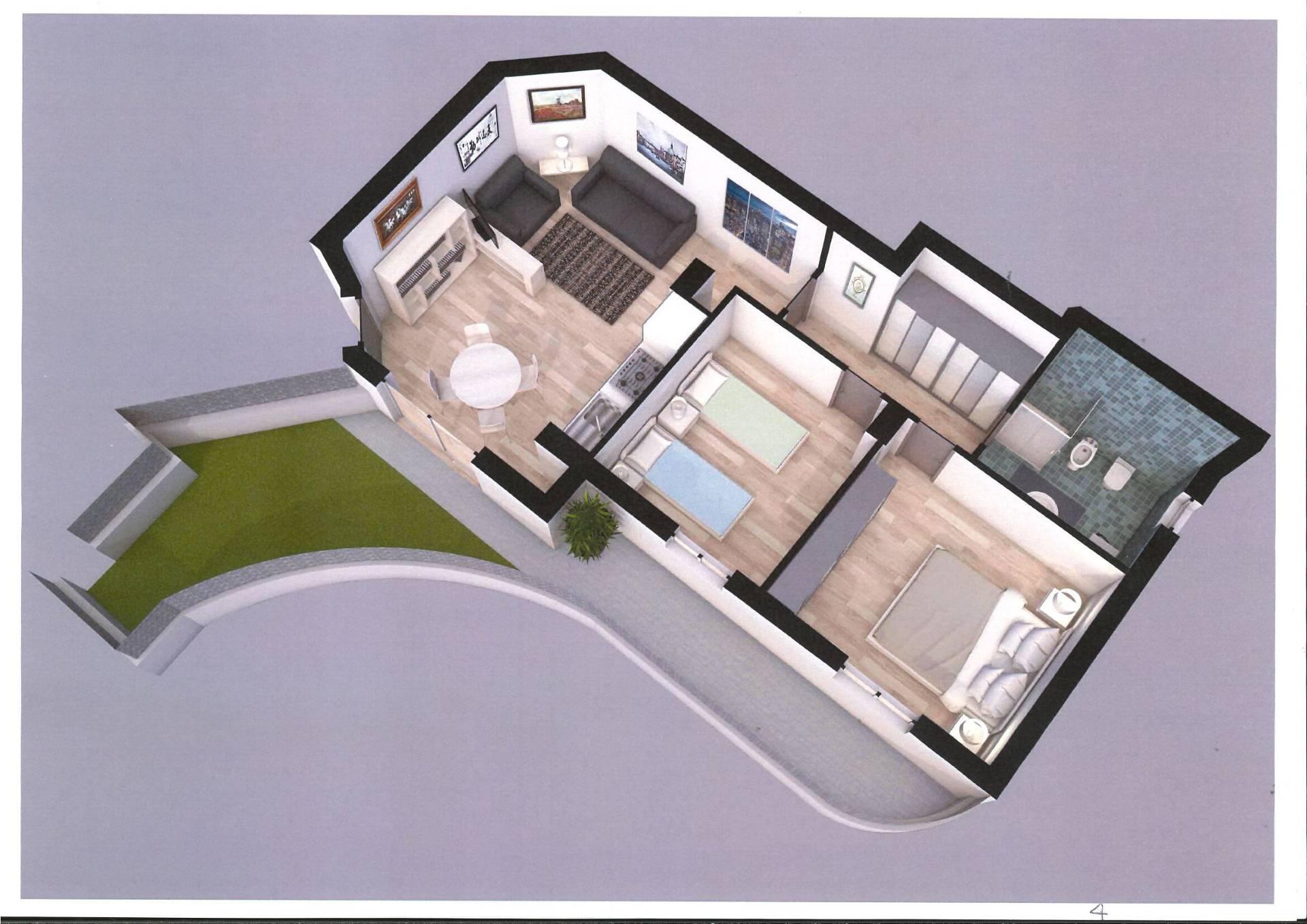 Appartamento in vendita a Alba Adriatica, 3 locali, zona Località: residenziale, prezzo € 155.000 | PortaleAgenzieImmobiliari.it