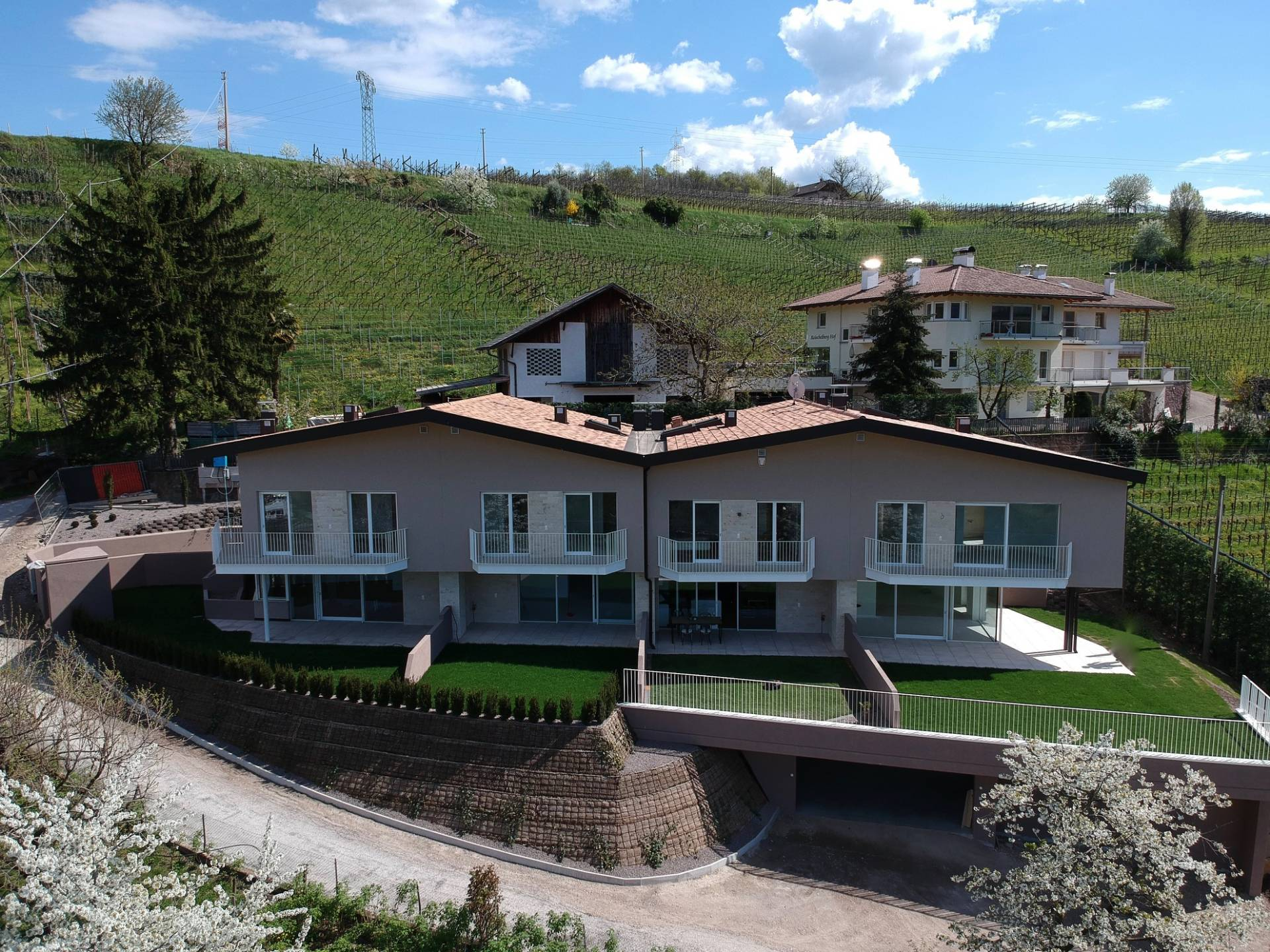 Residential complex to Appiano sulla strada del vino - Eppan an der Weinstrasse