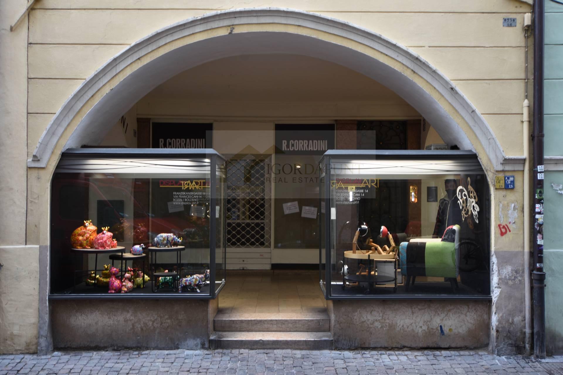 Locale commerciale in Affitto a Bolzano - Bozen Cod. 328