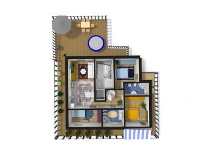 Wohnung - Attikawohnung kaufen in Nova Ponente - Deutschnofen