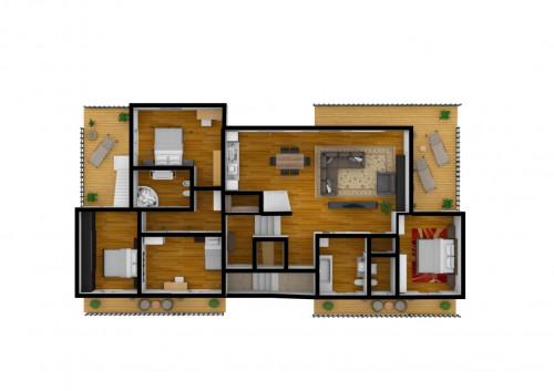 Attica Apartment to Sale in Appiano sulla strada del vino - Eppan an der Weinstrasse