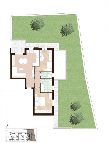Appartamento in vendita a Ronchi dei Legionari, 5 locali, prezzo € 158.000 | Cambio Casa.it