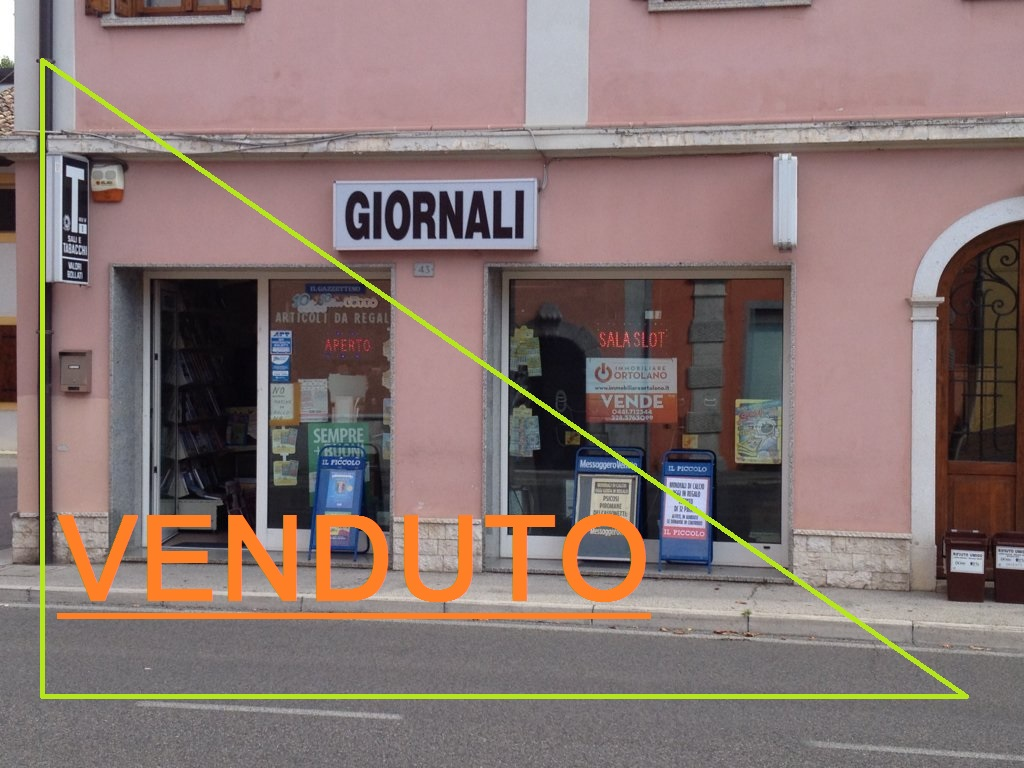 Attività / Licenza in vendita a Ronchi dei Legionari, 9999 locali, prezzo € 58.000 | Cambio Casa.it