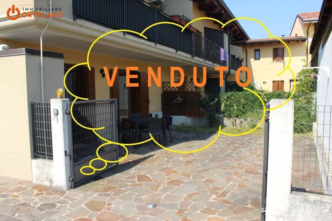Appartamento in vendita a Turriaco, 2 locali, prezzo € 88.000 | PortaleAgenzieImmobiliari.it