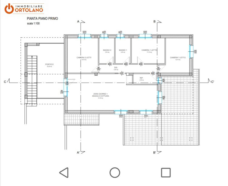 Appartamento in vendita a Ronchi dei Legionari, 4 locali, prezzo € 208.000   PortaleAgenzieImmobiliari.it