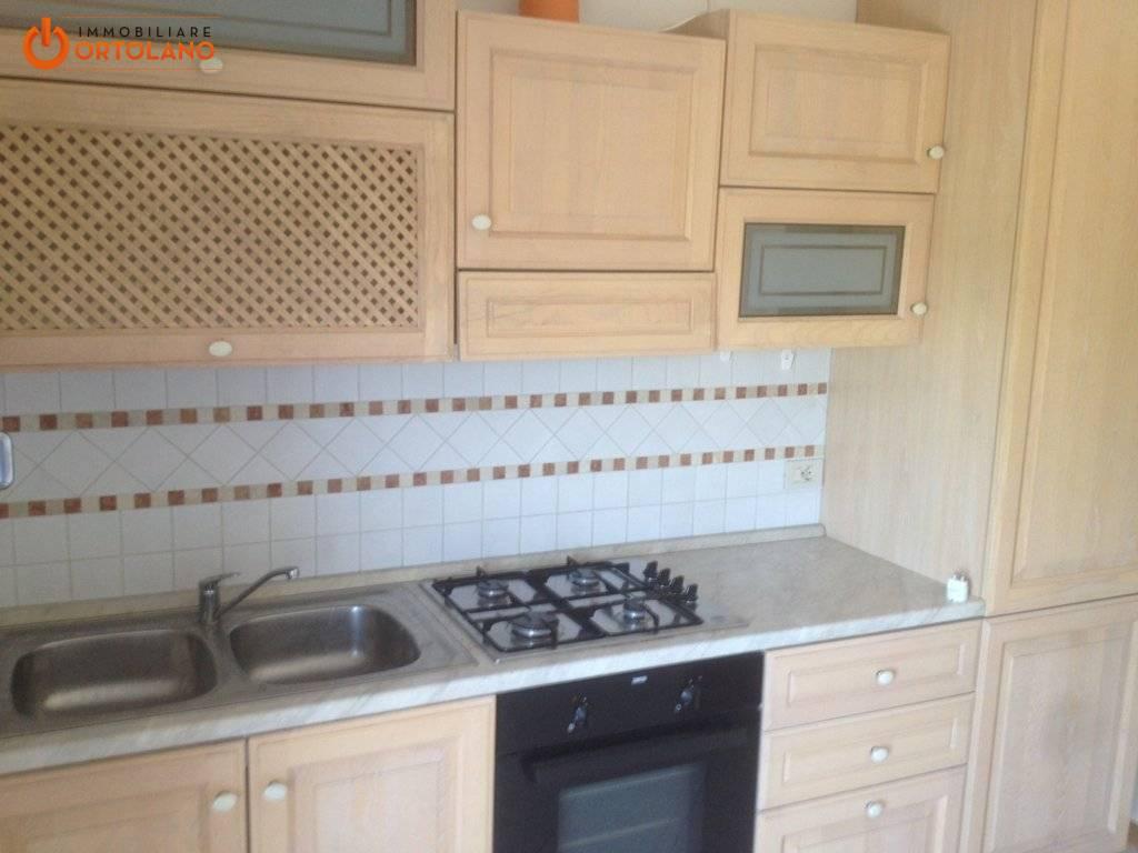 Appartamento in affitto a Fogliano Redipuglia, 4 locali, zona Zona: Redipuglia, prezzo € 700   CambioCasa.it