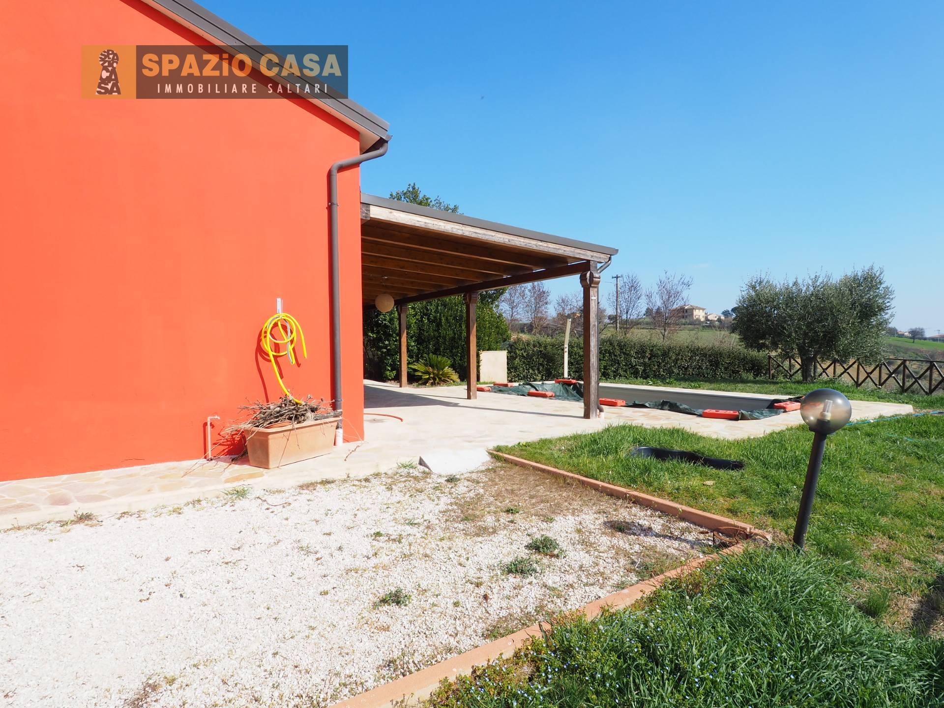 Villa Unifamiliare - Indipendente MORROVALLE vendita    Spazio Casa di Massimo Saltari