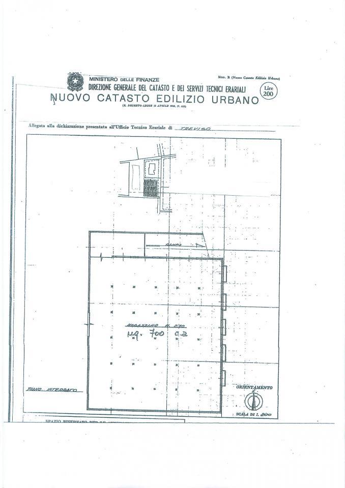 Negozio / Locale in vendita a Villorba, 9999 locali, zona Zona: Carità, prezzo € 450.000 | CambioCasa.it