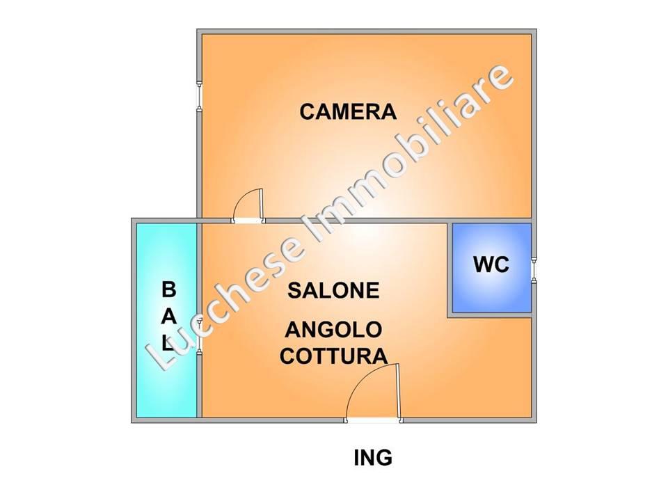 Bilocale Napoli Viale Di Augusto 1