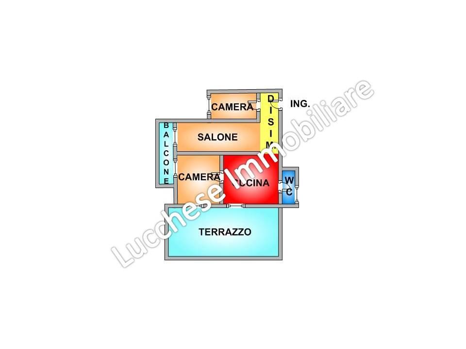 vendita appartamento napoli soccavo  300000 euro  3 locali  90 mq